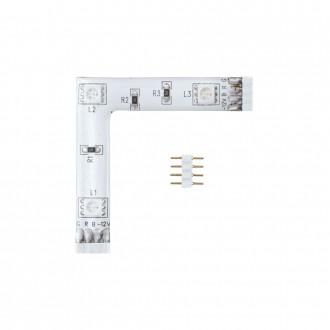 EGLO 92313 | Eglo_LS_Module Eglo LED szalag RGB lámpa színváltós 1x LED RGBK fehér