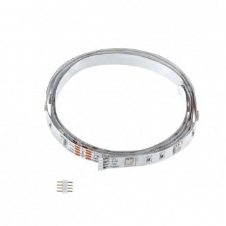EGLO 92373 | Eglo-LS-Module Eglo LED szalag RGB lámpa színváltós 1x LED RGBK fehér