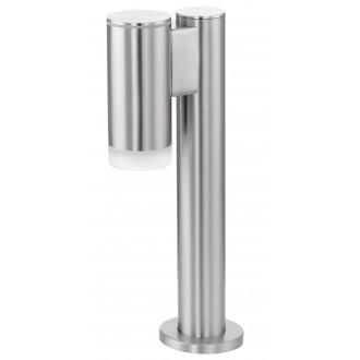 EGLO 92737 | RigaLED Eglo álló lámpa 35,5cm 1x GU10 200lm 4000K IP44 nemesacél, rozsdamentes acél
