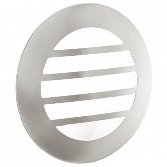 EGLO 93267 | City2_LED Eglo fali, mennyezeti lámpa 1x GX53 IP44 nemesacél, rozsdamentes acél, fehér