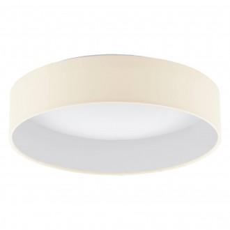 EGLO 93392 | Palomaro Eglo mennyezeti lámpa 1x LED 950lm 3000K fehér, krémszín