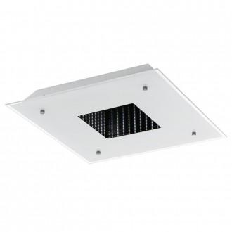 EGLO 93659 | Licosa Eglo fali, mennyezeti lámpa távirányító 1x LED 2700lm 3000K fehér, átlátszó