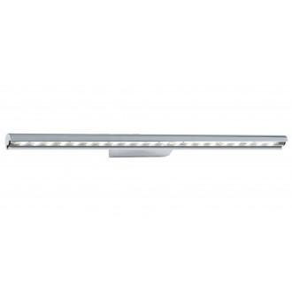 EGLO 93665 | Terros Eglo fali lámpa 1x LED 830lm 3000K króm, áttetsző