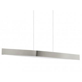 EGLO 93908 | Fornes Eglo függeszték lámpa 1x LED 1800lm 3000K matt nikkel