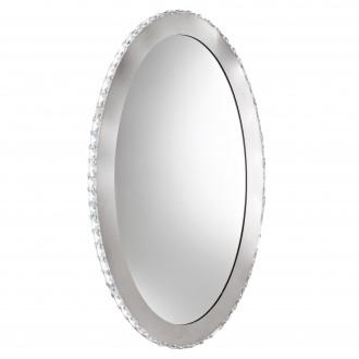 EGLO 93948 | Toneria Eglo fali lámpa 1x LED 3600lm 4000K króm, átlátszó