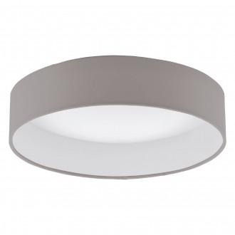 EGLO 93949 | Palomaro Eglo mennyezeti lámpa 1x LED 950lm 3000K fehér, taupe