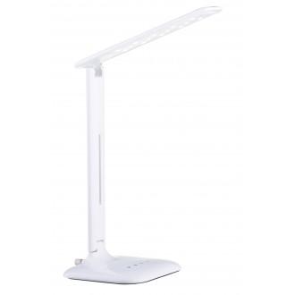 EGLO 93965 | Caupo Eglo asztali lámpa 55cm fényerőszabályzós érintőkapcsoló állítható színhőmérséklet, elforgatható alkatrészek 1x LED 280lm 2700 <-> 5000K fehér