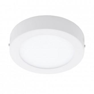 EGLO 94071 | Fueva_1 Eglo fali, mennyezeti LED panel kerek 1x LED 1200lm 3000K fehér
