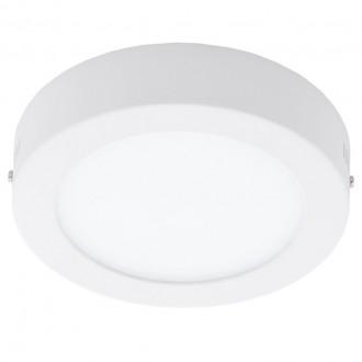 EGLO 94072 | Fueva-1 Eglo fali, mennyezeti LED panel kerek 1x LED 1350lm 4000K fehér