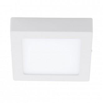 EGLO 94073 | Fueva_1 Eglo fali, mennyezeti LED panel négyzet 1x LED 1200lm 3000K fehér