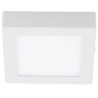 EGLO 94074 | Fueva_1 Eglo fali, mennyezeti LED panel négyzet 1x LED 1350lm 4000K fehér