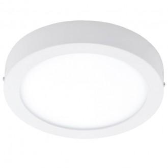 EGLO 94076 | Fueva_1 Eglo fali, mennyezeti LED panel kerek 1x LED 2080lm 4000K fehér