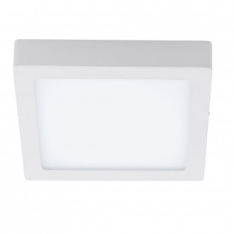 EGLO 94078 | Fueva-1 Eglo fali, mennyezeti LED panel négyzet 1x LED 2080lm 4000K fehér