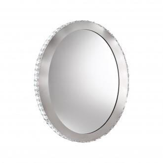 EGLO 94085 | Toneria Eglo fali lámpa kerek 1x LED 3600lm 4000K króm, áttetsző