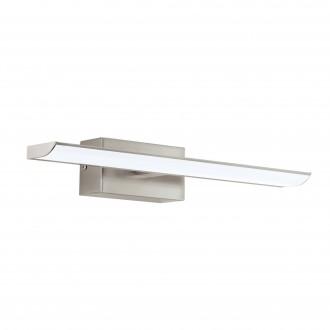 EGLO 94614 | Tabiano Eglo tükörmegvilágító lámpa 2x LED 600lm 4000K matt nikkel, fehér