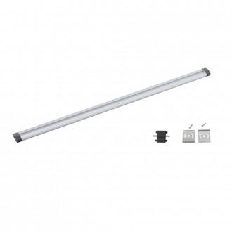 EGLO 94695 | Vendres Eglo pultmegvilágító lámpa érintőkapcsoló 1x LED 550lm 4000K szatén