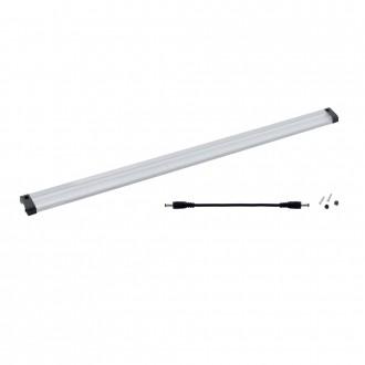 EGLO 94696 | Vendres Eglo pultmegvilágító lámpa mozgásérzékelő 1x LED 550lm 4000K szatén