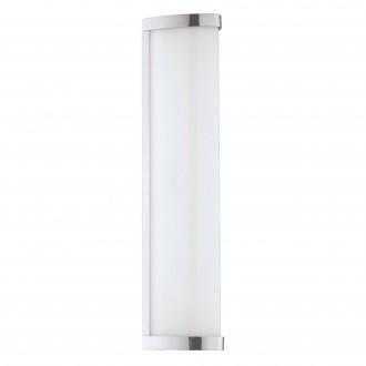 EGLO 94712 | Gita-2-LED Eglo fali, mennyezeti lámpa 1x LED 900lm 4000K IP44 króm, fehér