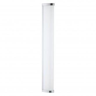 EGLO 94713 | Gita-2-LED Eglo fali, mennyezeti lámpa 1x LED 1700lm 4000K IP44 króm, fehér