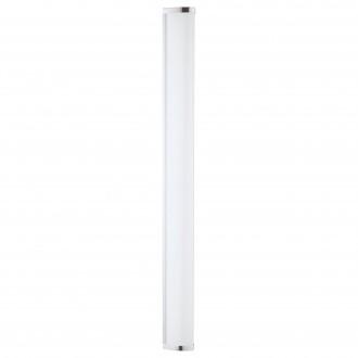 EGLO 94714 | Gita-2-LED Eglo fali, mennyezeti lámpa 1x LED 2600lm 4000K IP44 króm, fehér