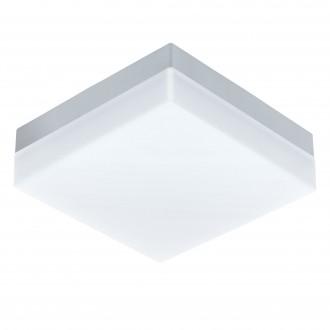 EGLO 94871 | Sonella Eglo fali, mennyezeti lámpa téglatest 1x LED 820lm 3000K IP44 fehér