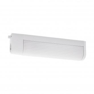 EGLO 94987 | Bari3 Eglo fali lámpa kapcsoló dugaljjal ellátott 2x E14 fehér