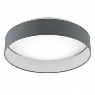 EGLO 95552 | EGLO-Smart_Palomaro-S Eglo mennyezeti okos világítás szabályozható fényerő, állítható színhőmérséklet 1x LED 1900lm 2700 <-> 5000K fehér, antracit