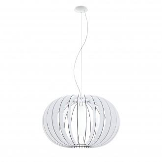 EGLO 95608   Stellato Eglo függeszték lámpa 1x E27 fehér