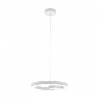 EGLO 95614 | EGLO-Smart_Alvendre-S Eglo függeszték okos világítás szabályozható fényerő, állítható színhőmérséklet 1x LED 3250lm 2700 <-> 5000K fehér