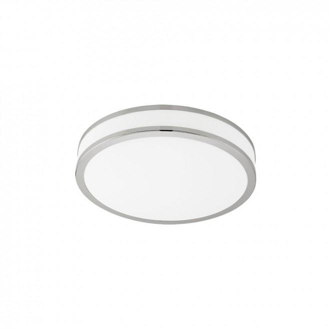 EGLO 95683 | Palermo-3 Eglo fali, mennyezeti lámpa szabályozható fényerő, állítható színhőmérséklet 1x LED 2100lm 2700 - 4500 - 6000K fehér, króm