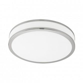 EGLO 95685 | Palermo-3 Eglo fali, mennyezeti lámpa szabályozható fényerő, állítható színhőmérséklet 1x LED 2500lm 2700 - 4500 - 6000K fehér, króm