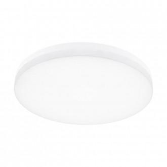 EGLO 95697 | EGLO-Smart-Sortino-S Eglo mennyezeti okos világítás szabályozható fényerő, állítható színhőmérséklet 1x LED 3950lm 2700 <-> 5000K fehér