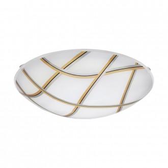 EGLO 96122   Margitta-1 Eglo fali, mennyezeti lámpa 1x LED 950lm 3000K fehér, arany, ezüst