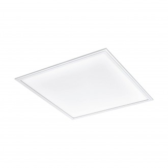 EGLO 96154 | Salobrena-1 Eglo álmennyezeti, mennyezeti, függeszték LED panel 1x LED 4100lm 4000K fehér