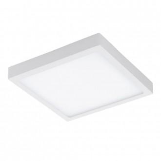 EGLO 96169 | Fueva-1 Eglo fali, mennyezeti LED panel négyzet 1x LED 2600lm 3000K IP44 fehér