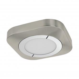 EGLO 96392 | Puyo Eglo fali, mennyezeti LED panel 1x LED 1200lm 3000K matt nikkel, króm, fehér