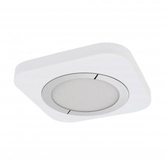 EGLO 96396 | Puyo Eglo fali, mennyezeti lámpa 1x LED 1600lm 3000K króm, fehér