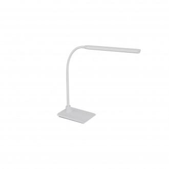 EGLO 96435 | Laroa Eglo asztali lámpa 32,5cm fényerőszabályzós érintőkapcsoló flexibilis, szabályozható fényerő 1x LED 550lm 4000K fehér