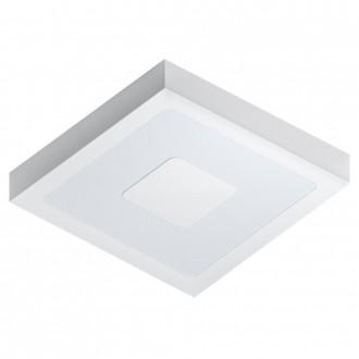 EGLO 96488 | Iphias Eglo fali, mennyezeti lámpa téglatest 1x LED 1700lm 3000K IP44 fehér