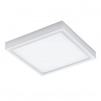 EGLO 96494 | Argolis Eglo fali, mennyezeti lámpa négyzet 1x LED 2600lm 3000K IP44 fehér