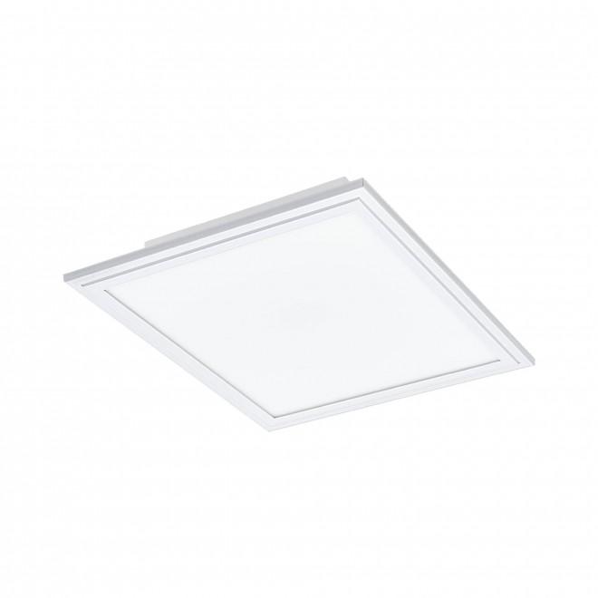 EGLO 96662 | EGLO-Connect-Salobrena Eglo álmennyezeti, mennyezeti, függeszték okos világítás négyzet távirányító szabályozható fényerő, állítható színhőmérséklet, színváltós 1x LED 2000lm 2700 <-> 6500K fehér