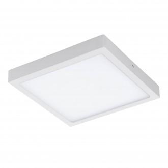 EGLO 96673 | EGLO-Connect-Fueva Eglo fali, mennyezeti okos világítás négyzet szabályozható fényerő, állítható színhőmérséklet, színváltós 1x LED 2700lm 2700 <-> 6500K fehér