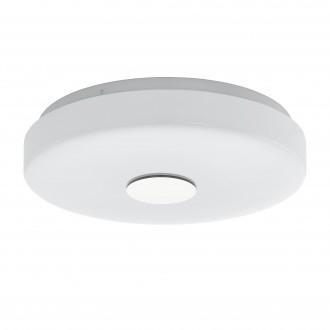 EGLO 96819 | EGLO-Connect_Beramo Eglo fali, mennyezeti okos világítás kerek szabályozható fényerő, színváltós 1x LED 2100lm 2700 <-> 6500K fehér