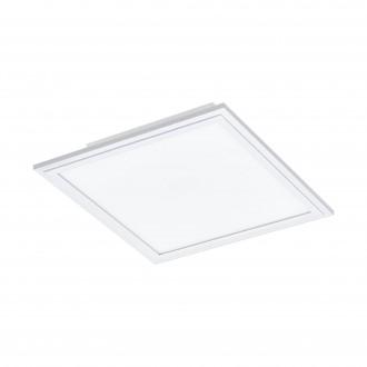 EGLO 96891 | Salobrena-2 Eglo álmennyezeti LED panel négyzet szabályozható fényerő 1x LED 2100lm 4000K fehér