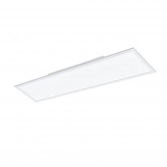 EGLO 96894 | Salobrena-2 Eglo álmennyezeti LED panel téglalap szabályozható fényerő 1x LED 5200lm 4000K fehér