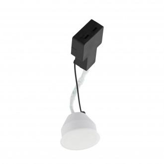 EGLO 96899 | GU10/MR16 Eglo LED modul lámpa 1x LED 400lm 3000K fehér, szatén