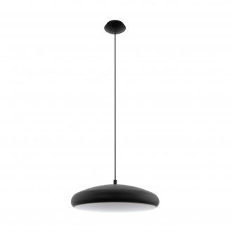 EGLO 96997 | EGLO-Connect-Moneva Eglo függeszték okos világítás szabályozható fényerő, színváltós 1x LED 3400lm 2700 <-> 6500K fekete, fehér