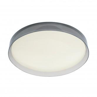 EGLO 97041 | Regasol Eglo mennyezeti lámpa impulzus kapcsoló szabályozható fényerő, állítható színhőmérséklet 1x LED 1800lm 2700 - 4000 - 5000K fehér, fekete