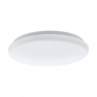 EGLO 97101 | Giron-M Eglo fali, mennyezeti lámpa kerek mozgásérzékelő 1x LED 1200lm 3000K fehér