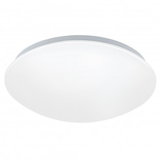 EGLO 97103 | Giron-M Eglo fali, mennyezeti lámpa kerek mozgásérzékelő 1x LED 2400lm 3000K fehér